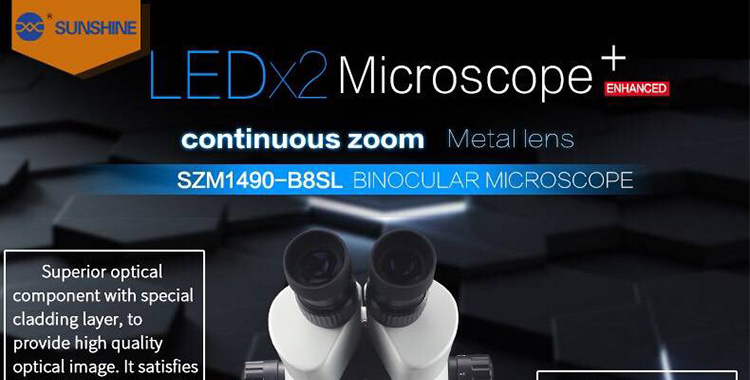 High Lever Microscope of Mobile Phone Repairing Tools