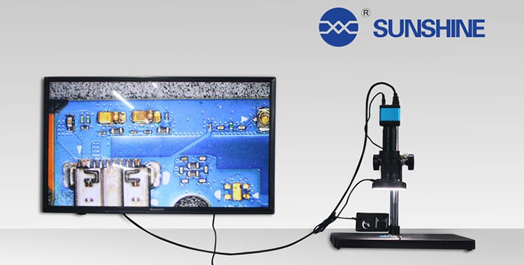 MS10E 03 microscope the most popular mobile phone repair tools
